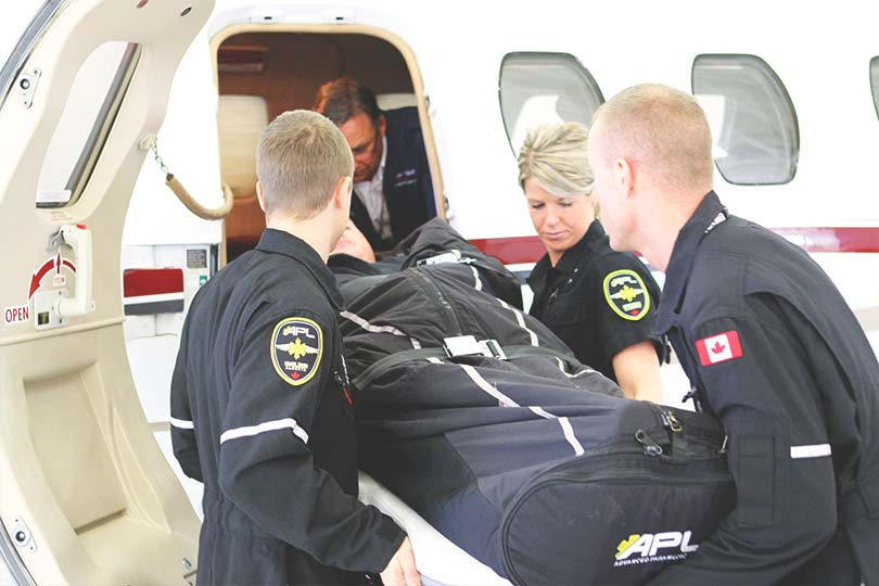 Air-Ambulance-Patient-Transfer