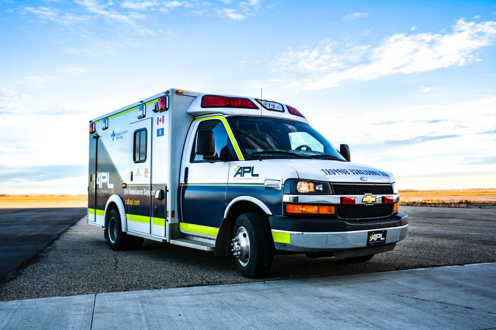 Ground Ambulance | Advanced Paramedic Ltd