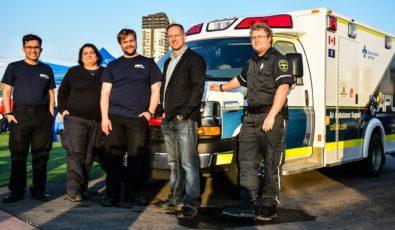 Advanced Paramedics Mighty Peace