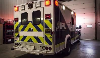 APL's New 4x4 Ambulance_September 2015