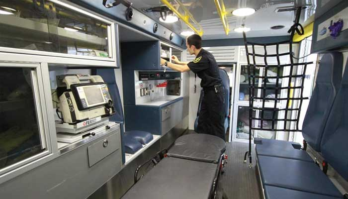 ground-ambulance-interior